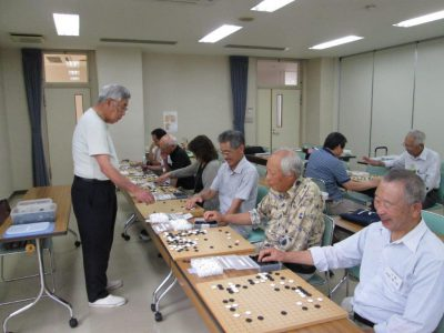 囲碁単発講座