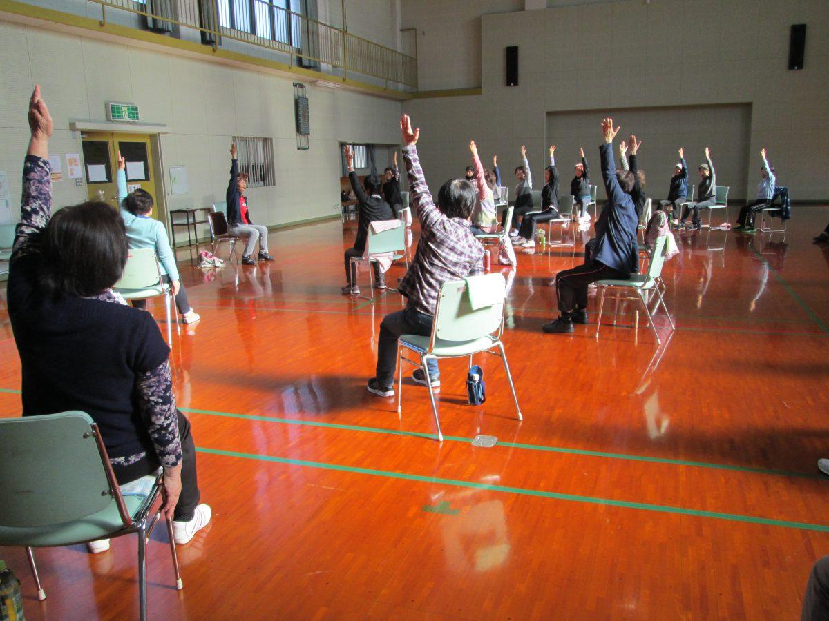 シニア体操(60才以上)